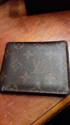 Louis Vuitton wallet for Sale in Glendora, NJ