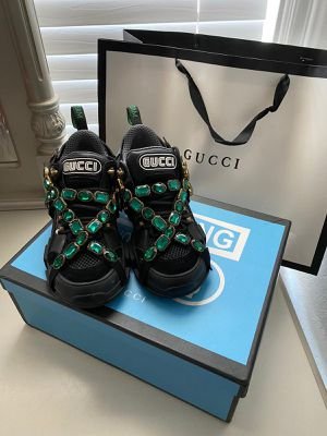 Gucci Removal FlashTrek with Removable Cristals for Sale in Pomona, CA