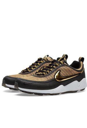 Metallic Gold Nike spiradon Sneaker Size 12 for Sale in Philadelphia, PA