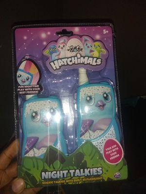 Hatchimals walkie talkies for Sale in Stone Mountain, GA