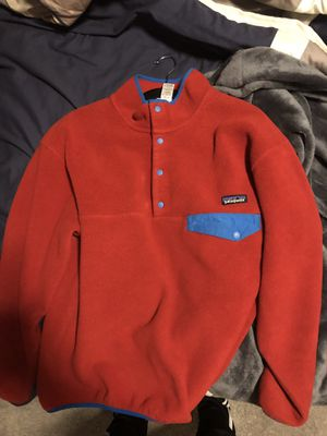mens patagonia jacket size large for Sale in Fuquay Varina, NC