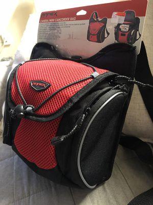 Annex Camera/Mini Camcorder Bag Black/Red for Sale in Lynnwood, WA