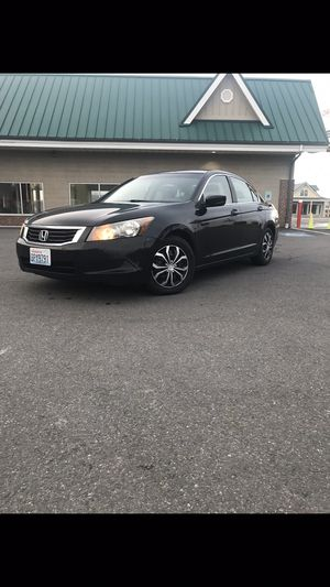 Honda accord 2009 clean title for Sale in Spokane Valley, WA