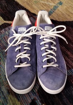 Stan Smith Adidas Mens Shoes Size 13. Excellent Condition! Paid $159 new for Sale in Little Elm, TX