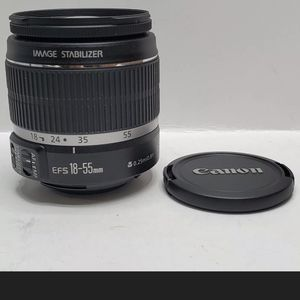 Canon EF-S 18-55mm 3.5-5.6 Lens for Sale in Franklinton, NC