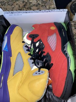 Jordan What The 5 GS Size 7 for Sale in Owings Mills,  MD