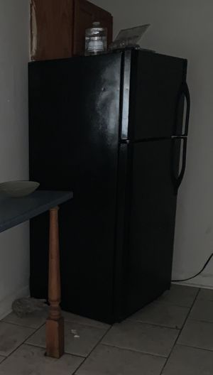 Black Color Large refrigerator for Sale in Washington, DC