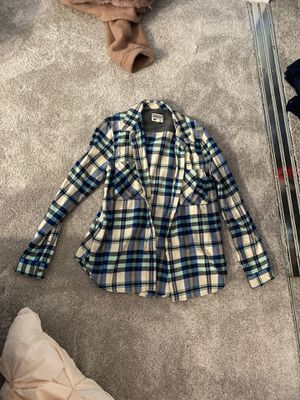 Vans flannel large for Sale in San Carlos, CA