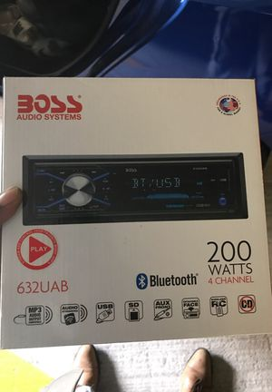 BOSS Audio Car System for Sale in Takoma Park, MD