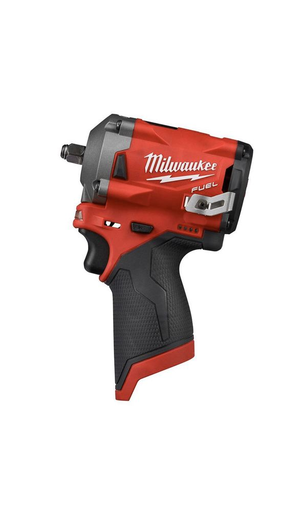 Milwaukee Fuel M12 3/8 Impact Wrench (TOOL ONLY)