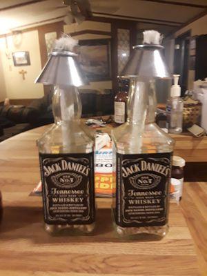 Jack Daniel Oil Lamps for Sale in Greenville, SC