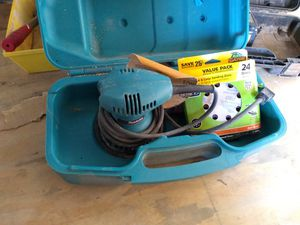 Orbital sander for Sale in Moriarty, NM