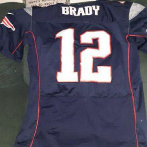 NFL Patriots Jersey...size 48 for Sale in Phoenix, AZ