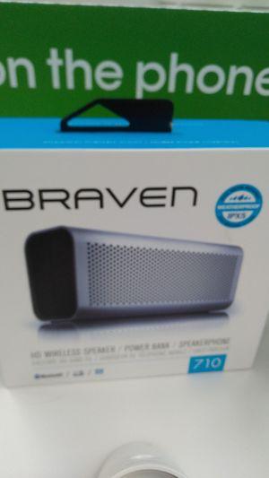 Braven speaker for Sale in Bridgeville, DE