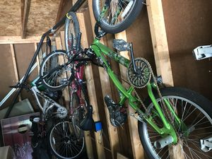 3 bicycles for Sale in Elizabeth, PA