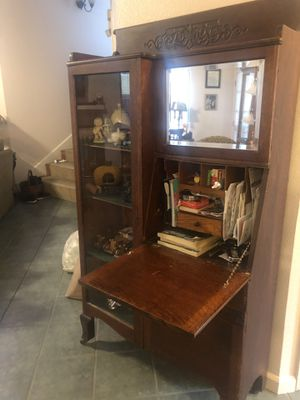 Secretary Desk for Sale in Modesto, CA