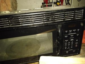 Over the rang mic and dishwasher for Sale in Saint Joseph, MO