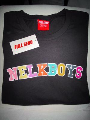New Nelk boys full send T-shirt for Sale in Cutler Bay, FL