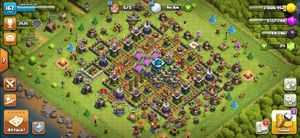 Clash of clans account for sale, level 167 , Townhall 13 for Sale in Jonesboro, GA