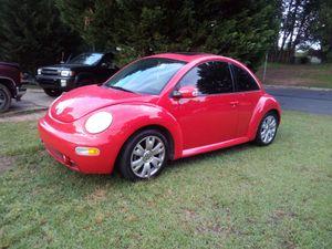 2003 Volkswagen gls turbo beetle for Sale in Jonesboro, GA