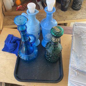 Vintage Jim Beam Bottles for Sale in Mesa, AZ