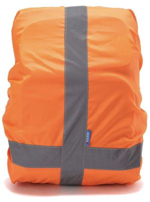 SAFETY 3M Reflective Backpack Cover, Rucksack Cover, Bag Rain Cover, High Visibility, Waterproof, Rainproof, Ideal for Cycling and Running for Sale in Las Vegas, NV