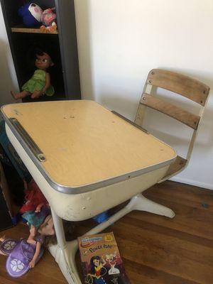 Kids vintage desk for Sale in Fullerton, CA
