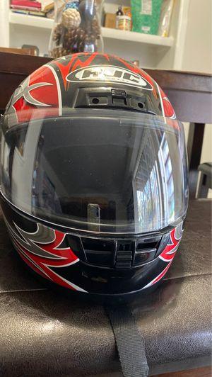 HJC Motorcycle Helmet-DOT CS-JO for Sale in Alexandria, VA