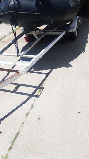 ZIEMAN Single axle trailer. 16 foot total.length for Sale in San Diego, CA