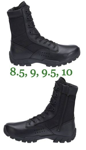 New Men's Bates Sidezip Tactical Boots for Sale in Lake Forest, CA