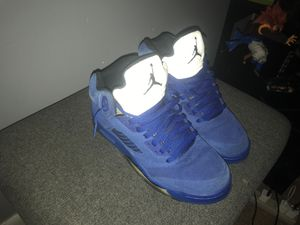 Jordan retro 5 for Sale in Pataskala, OH