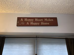 Happy home (decor) for Sale in Pasadena, MD