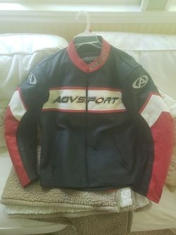 AGV Sport Motorcycle Jacket for Sale in Lithia Springs,  GA