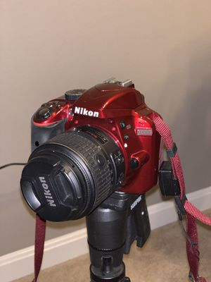 Nikon D3300 DSLR camera for Sale in Herndon, VA
