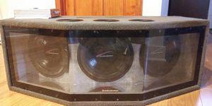 X3 Audiobahn tuned audiobahn box amp for Sale in Goodlettsville, TN
