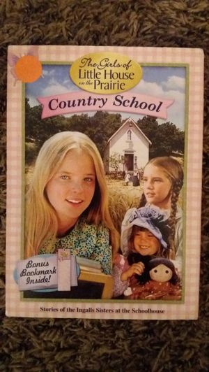 The Girls Of LITTLE HOUSE ON THE PRAIRIE: Country School (DVD) for Sale in Lewisville, TX