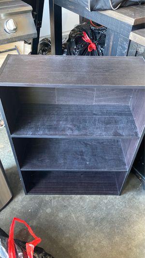 Black Shelf for Sale in Spanaway, WA
