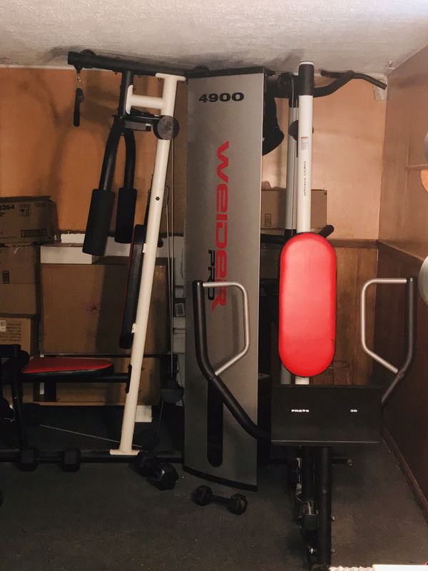 Maquina de ejercicio / exercise machine