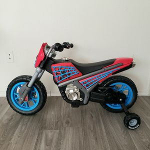 Marvel Spider-Man 6-Volt Electric Battery-Powered Ride On Toy for Sale in Tempe, AZ