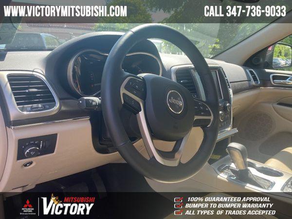 2017 Jeep Grand Cherokee