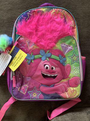 trolls backpack for Sale in Corona, CA