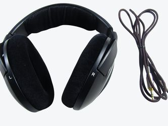 Sennheiser - Audiophile Over-The-Ear Headphones Black VG for Sale in Hacienda Heights,  CA