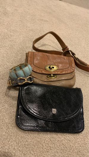 Two small bags and bracelets for Sale in Duvall, WA