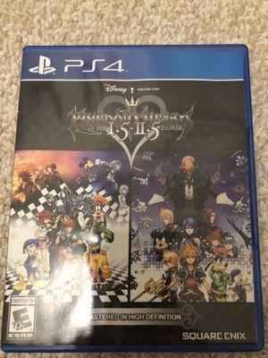 PS4 Kingdom Hearts for Sale in Boca Raton, FL