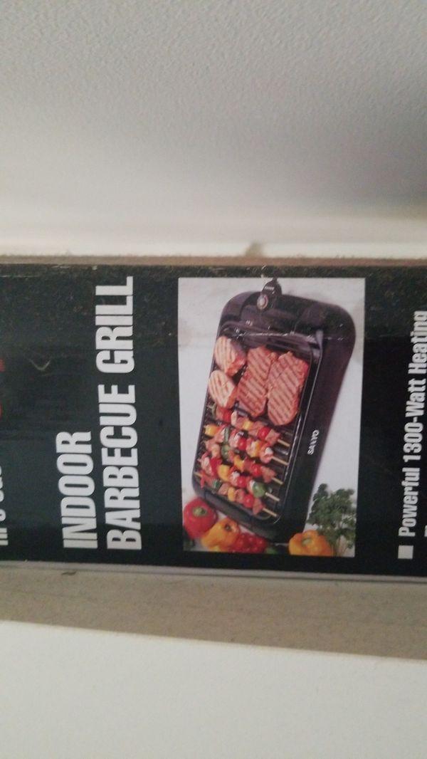 Indoor BBQ grill