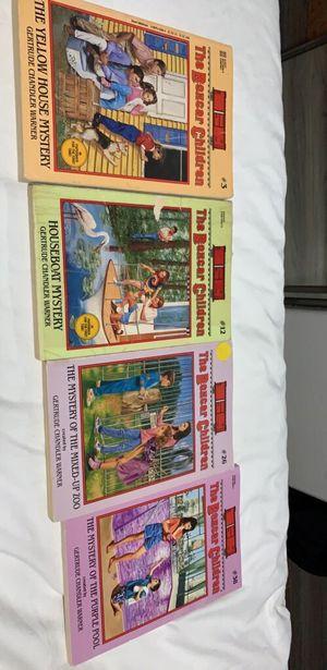 The boxcar children books for Sale in Yuma, AZ