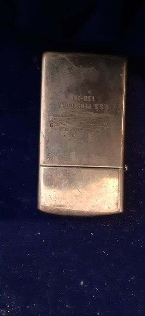 Vintage War Zippo for Sale in Akron, OH