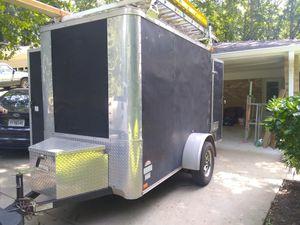 Diamond Cargo enclosed 5'x8' trailer for Sale in Duluth, GA
