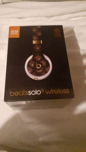 Solo 3 wireless special edition for Sale in Memphis, TN