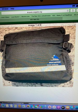 Bicycle Touring Bag- Jannd for Sale in North Andover, MA